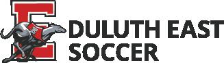Duluth East Soccer Logo